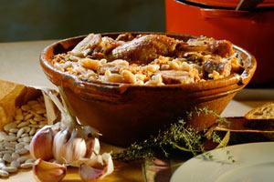 El plato del  Haute – Garonne: El Cassoulet