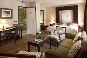 Hoteles Center Granada