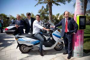 El Gremi d'Hotels de Barcelona y el Ayuntamiento apuestan por la movilidad sostenible