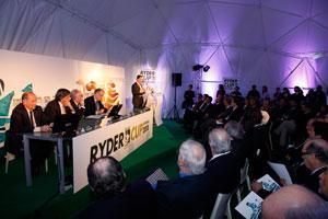 Portugal, candidato oficial a la organización de la Ryder Cup 2018