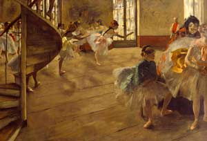 The Rehearsal c1874© Culture and Sport Glasgow Museums