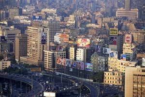Tráfico El Cairo