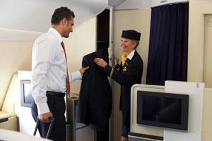 Lufthansa estrena su nueva First Class a bordo del A380