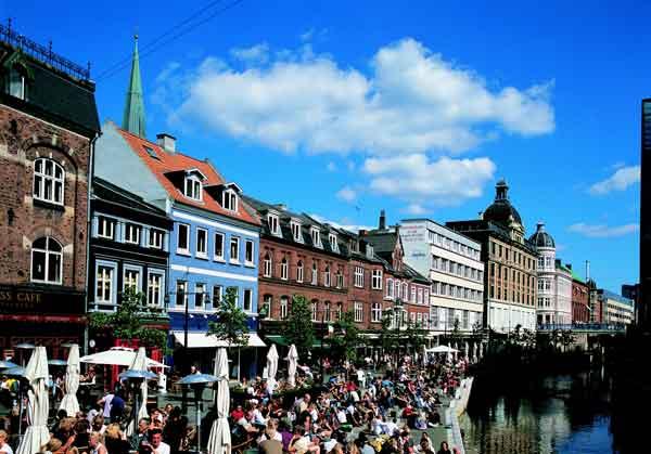 Turismo en Dinamarca: el premio del centenario