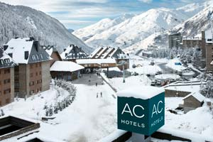 AC Hotels en EIBTM 2010