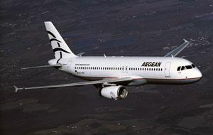AEGEAN Airlines amplía la frecuencia de su ruta Barcelona - Atenas a un vuelo diario