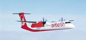 Air Berlin aumenta el número de pasajeros y los ingresos en febrero