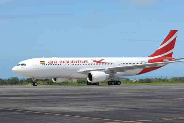 Air Mauritius crece durante el tercer trimestre de 2010