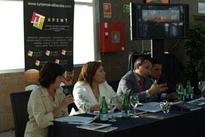 Albacete invita a los noruegos de Alfaz del Pí a conocer su oferta turística