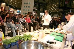 Alimentaria 2010, más internacional que nunca