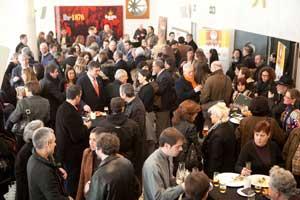 Presentación de Alimentaria 2012
