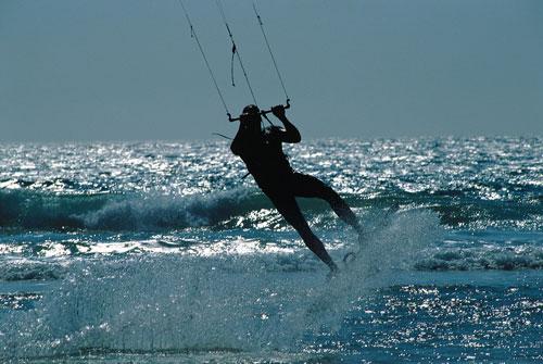 Deportes náuticos en el Algarve portugués