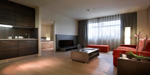 El Hotel Apsis Marina celebra su primer año con una media de ocupación del 61 por ciento