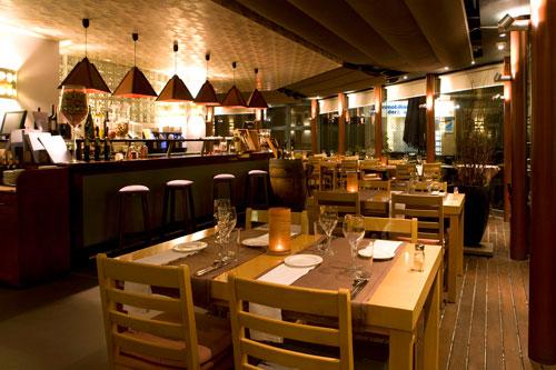 Restaurante Arena: conchas y cava a orillas del Mediterráneo