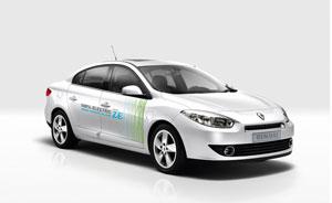 Avis Europa introduce en su flota vehículos eléctricos con Renault como Partner