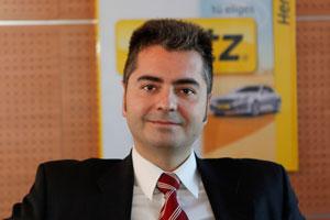 Juan Carlos Azcona, nuevo director general en España de Hertz