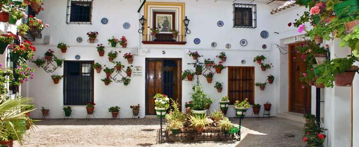 Barrio de la Villa de Priego de Córdoba/Mancomunidad de la Subbética