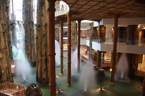 Hotel Holiday Polynesia, uno de los parajes más exóticos del Trópico en la Costa del Sol