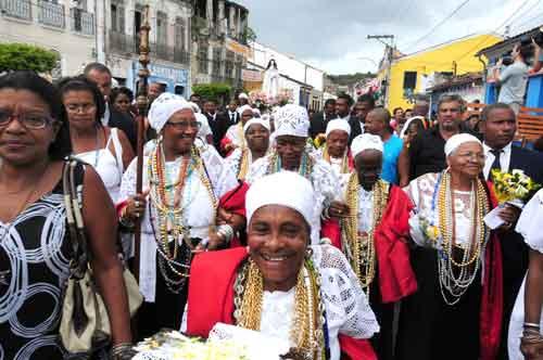 Información Brasil: Cachoeira recibirá más de 15.000 turistas para la fiesta de Boa Morte