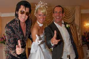 Las Vegas, el día de tu boda como en una película