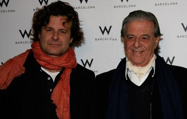Ricardo Bofill Jr y el arquitecto del hotel W, Ricardo Bofill