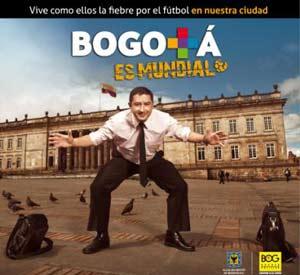 Bogotá es mundial