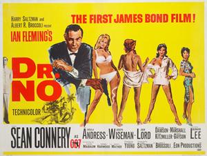 Cincuenta años de James Bond: el Reino Unido celebra el medio siglo de su espía más famoso