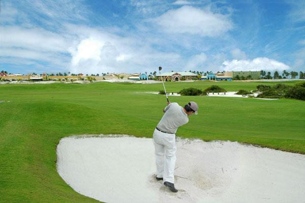 """Brasil recibe el premio al """"Mejor Destino de Golf por descubrir"""""""