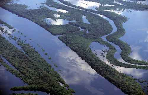 "Brasil pasa a la final del concurso ""7 maravillas naturales del mundo"""