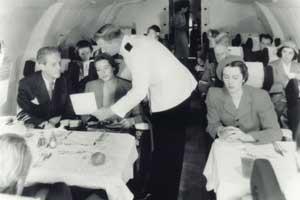 Imagen histórica de Brittish Airways