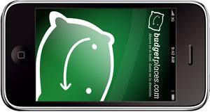 budgetplaces.com lanza la aplicación gratuita para iPhone de reserva de alojamiento