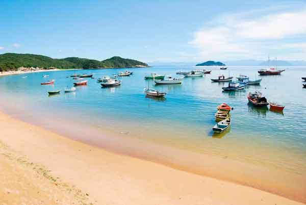 Búzios, famoso por sus playas y vida nocturna