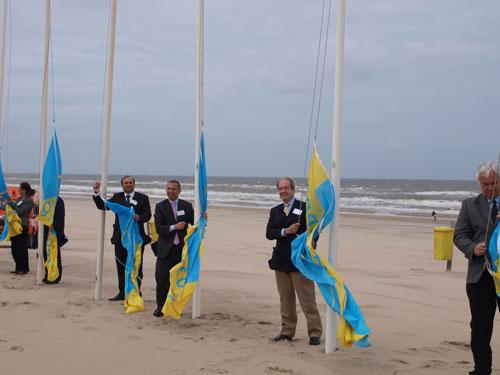 Calvià premiada por la UE con los Quality Coast Awards 2009 por su gestión costera y medioambiental