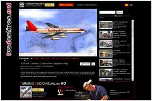 El canal de vídeos de www.tusdestinos.net supera las 100.000 reproducciones en Youtube