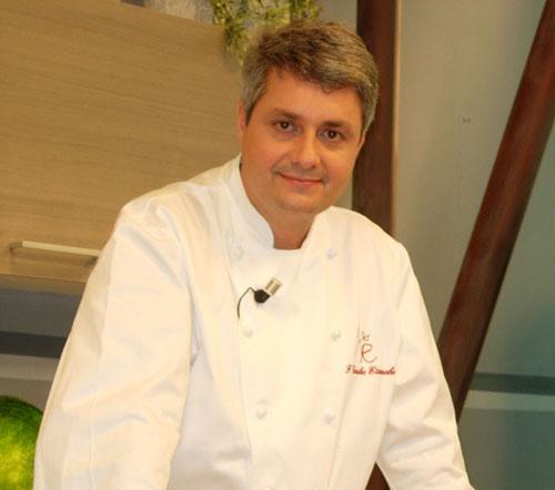 Fernando Canales, del Restaurante Etxanobe de Bilbao