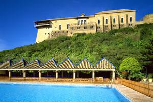 La ocupación en los Paradores de Turismo durante la Semana Santa ha superado a la 2009