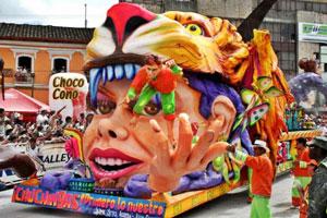 Fitur 2011: Colombia comprometida con el planeta