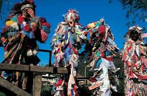 El primer Carnaval del año: la Vijanera