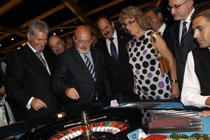 Inauguración oficial del Gran Casino Costa Brava
