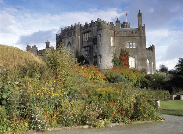 Castillo Trim en el condado de Meath.