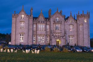 Octubre de miedo en Irlanda: castillos encantados