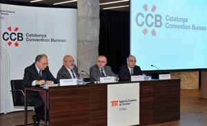La ACT crea el Catalunya Convention Bureau para consolidar Cataluña en el turismo de reuniones