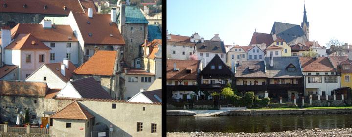 Český Krumlov, también conocida como la pequeña Praga, ha sido testigo de grandes acontecimientos que, a lo largo de la historia, han sabido hacer de ésta, una ciudad realmente especial y única