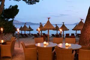 El hotel Barceló Formentor (Mallorca) inaugura un rincón chill out