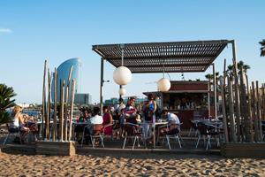 Chiringuitos de Barcelona: ocio alternativo en la Ciudad Condal