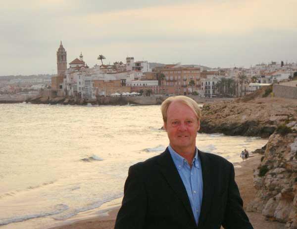 Entrevista a Claes Akerblom, director de la Agència de Promoció Turisme de Sitges