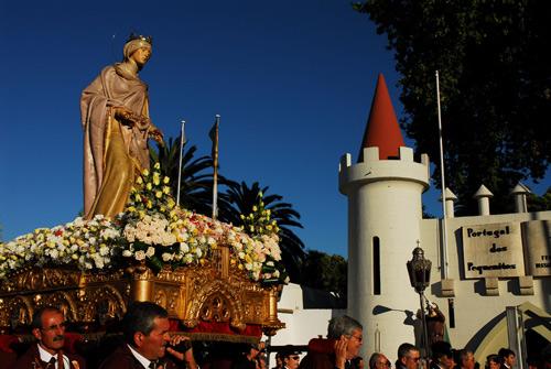 Reina Santa Isabel/Fotos RV Edipress