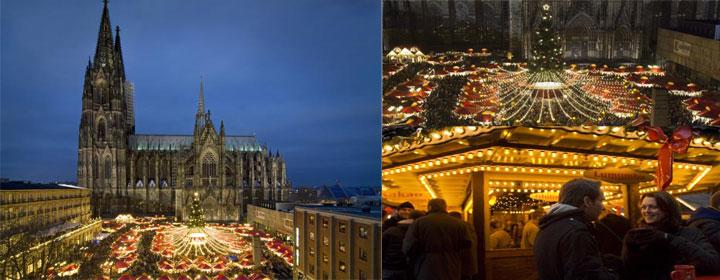 Mercadillos navideños en Colonia