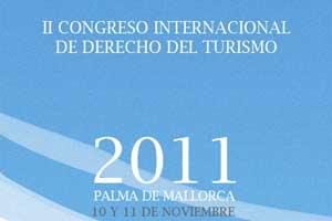 Palma de Mallorca acoge en noviembre el II Congreso Internacional de Derecho del Turismo