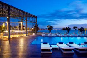 Copacabarna, en la terraza Wet® Deck de W Barcelona